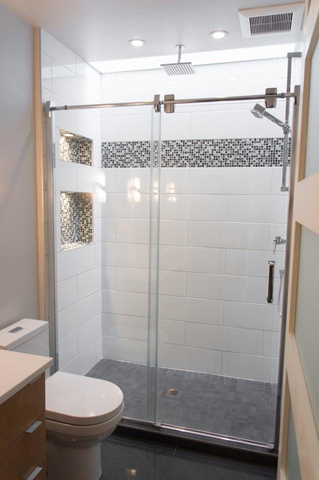 Une douche ensoleillée | BoomDesign.ca
