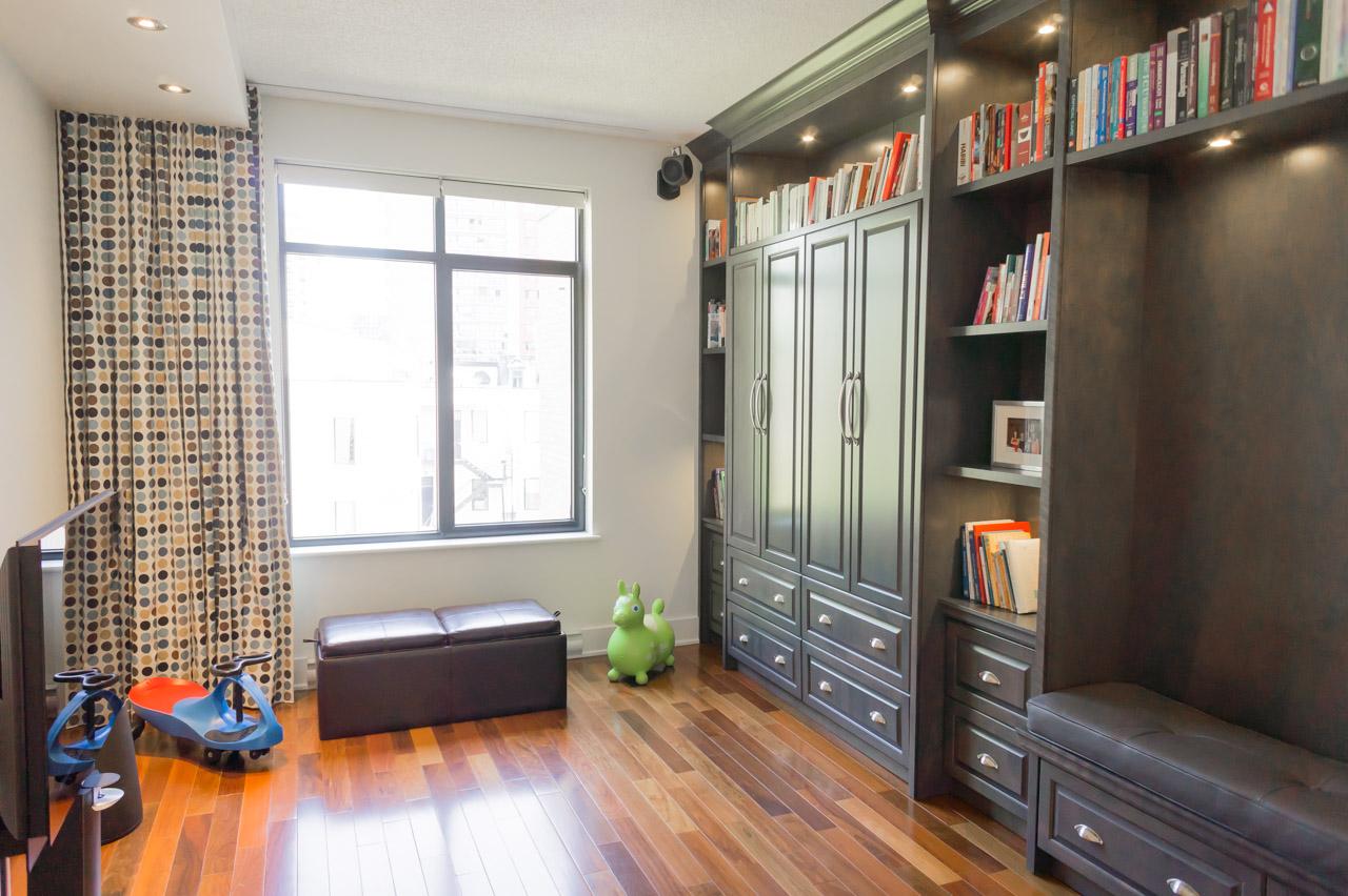 Un meuble polyvalent - Meuble salle de sejour ...