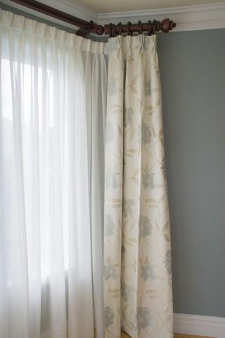 inspiration rideaux. Black Bedroom Furniture Sets. Home Design Ideas