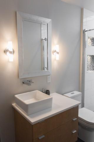 Inspiration meuble lavabo for Fabrique meuble a lavabo